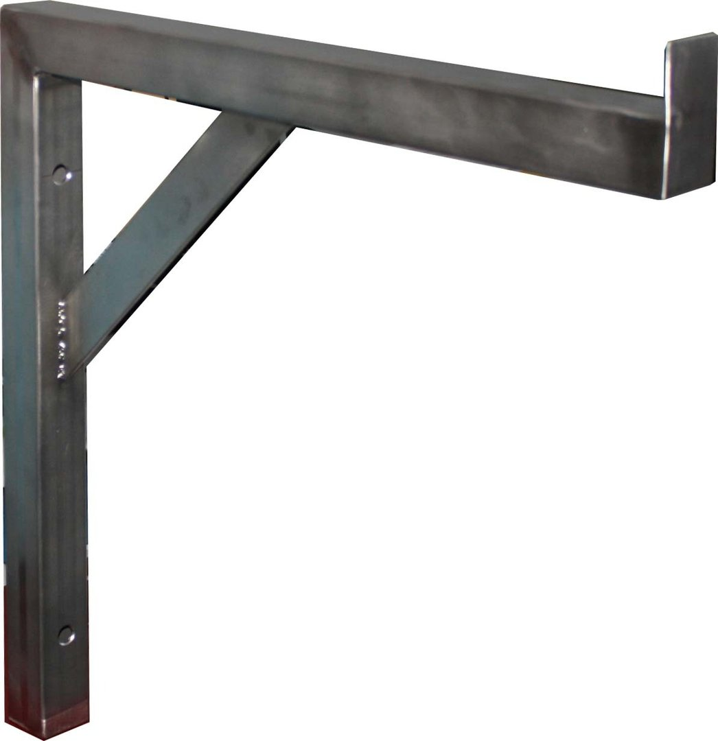 wandkonsole aus edelstahl regalwinkel schwerlastwinkel betriebseinrichtung. Black Bedroom Furniture Sets. Home Design Ideas